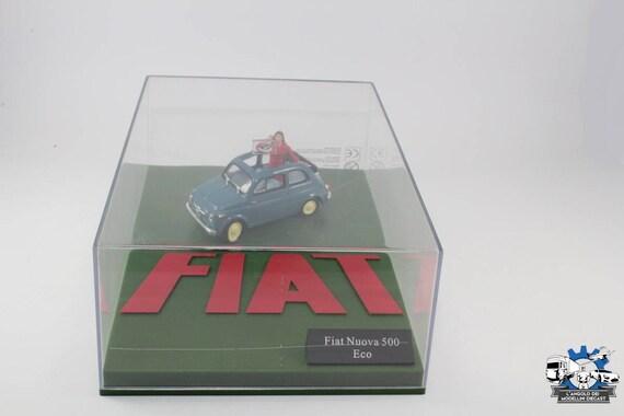 Fiat Nuova 500 Economica Diorama Etsy