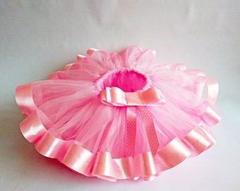Newborn Pink Tutu for Photo Prop