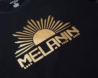 Melanin Sun T-shirt