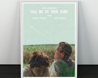 Call Me By Your Name Etsy