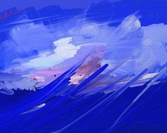Digital oil painting, art, digital art, Downloadable digital art, abstract art