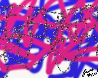 Funky abstract art, Modern digital Art, Digital art, art, abstract modern art