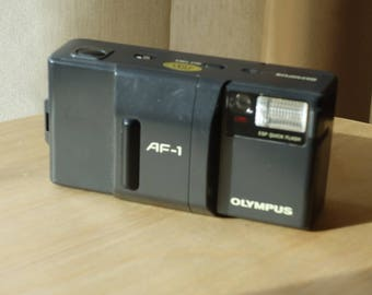 olympus af-1 analog point and shoot weather-proof camera