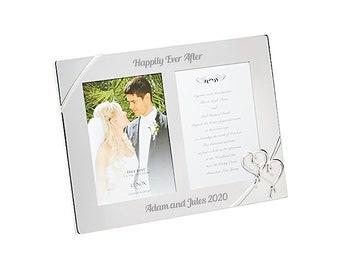 Double Wedding Frame Etsy