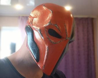 Deathstroke mask / Deathstroke Helmet / Deathstroke cosplay
