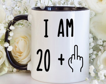 21st Birthday Gifts 21 Gift For Friend Him Best Mug