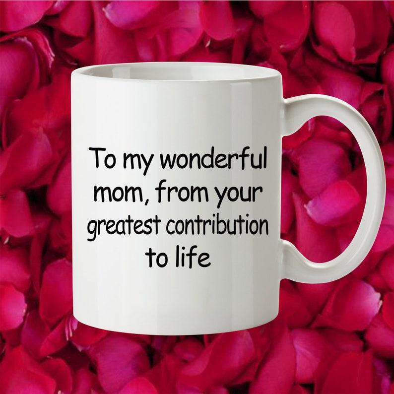 Mom Gift Birthday Idea Cute Funny For Happy