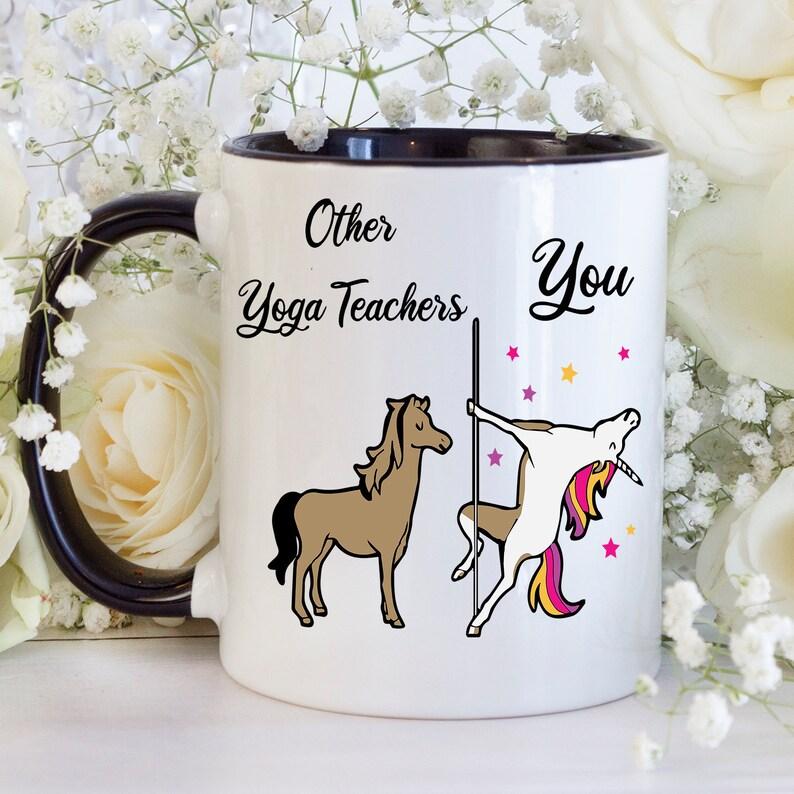 image 0 ... & Yoga Teacher Gift Yoga Teacher Birthday Gift Unicorn Gifts. | Etsy