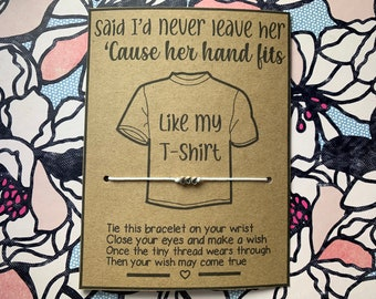ONE DIRECTION Lyric Wish Bracelet, Over Again, One Direction, Cute, Harry Styles, Louis Tomlinson, Niall Horan, Liam Payne 1D, merch