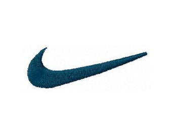 Nike Embroidery Etsy