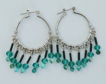 Turquoise Jasper Earrings