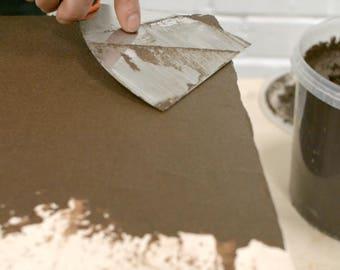 Peat plaster-paint 5L