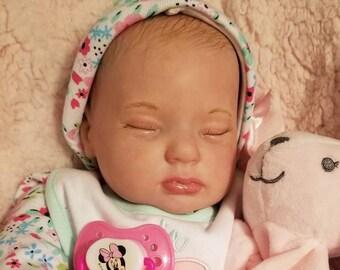 SOLD- Newborn Reborn Baby