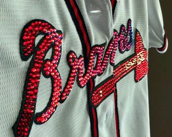 Front Only Bling Jersey