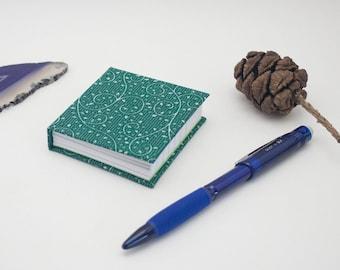Mini Book Casebound Journal Nature Notebook