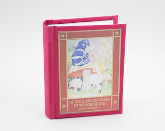 Alice In Wonderland Miniature Book