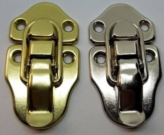 Replacement Catch Drawbolt Brass Plate