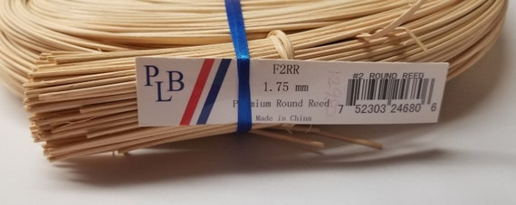 "ROUND REED Size #2-1//16/"" 1-3//4mm diameter   R7202"