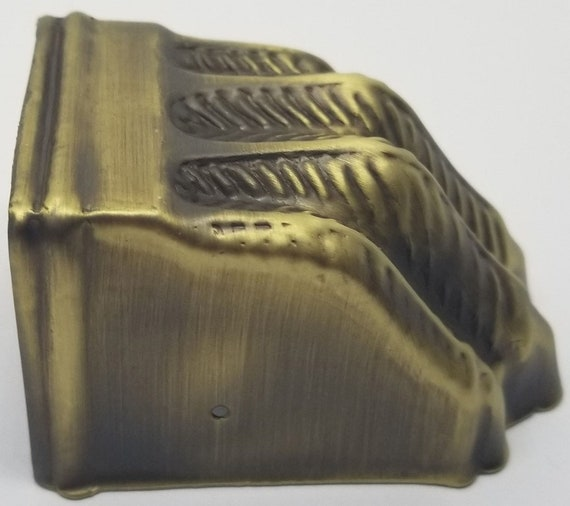 Claw Feet Stamped Antique Brass New Table Leg Small