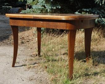 Ausziehtisch Esstisch Tisch Ausziehbar Holz Antik Ruscheweyh *Oval Office*  Fit Your Own Project By Pimp Factory.com