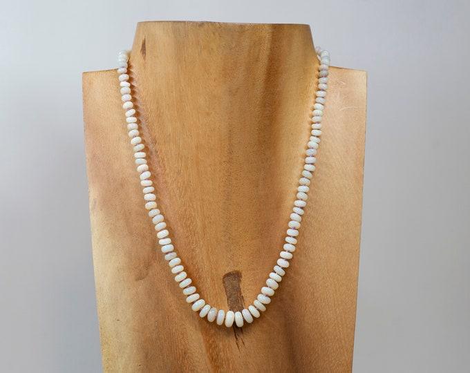Australian Opal Candy Necklace - Lambina Mine 2