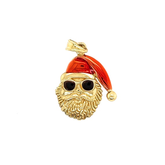 Santa Charm * Christmas Collection * Holiday Gifts