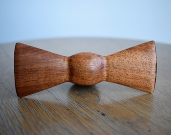 Wooden Bow Tie for Dogs