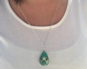 Starfish Ocean Necklace