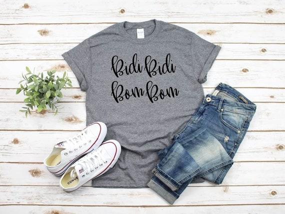 Bidi Bidi Bom Bom Selena T Shirt T Shirt Latina Gift Etsy