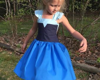 Ariel Inspired Dress