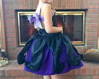 Ursula Inspired Dress
