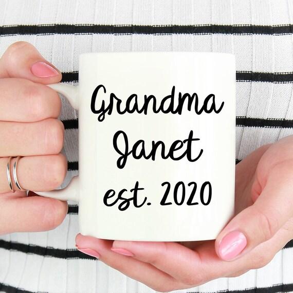 Established New Grandma Mug