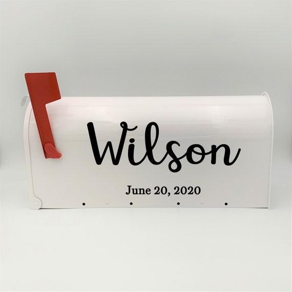 Personalized Wedding Card Mailbox ~ Wedding Card Box ~ Wedding Decor ~ Engagement Party ~ Bridal Shower ~ Anniversary ~ Decor ~ Reception