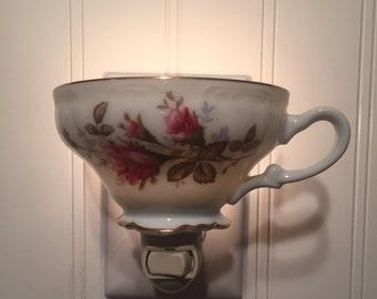 Royal Roses nightlight cup #55
