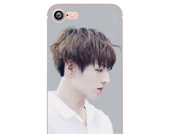 BTS Korea Bangtan Boys Young Forever JUNG KOOK V Spring Day Phone Case for iphone Phone Case Silicone Clear Soft