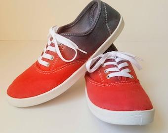 Tie Dye Shoes Size 7