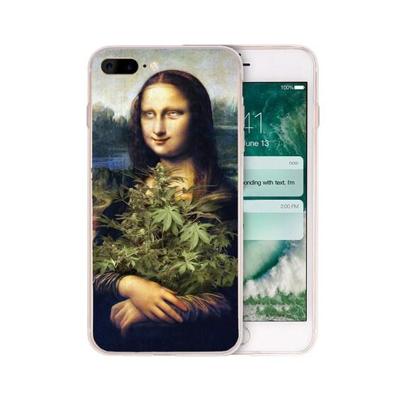 coque iphone 8 mona lisa