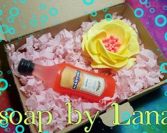 Soap.  Gift.