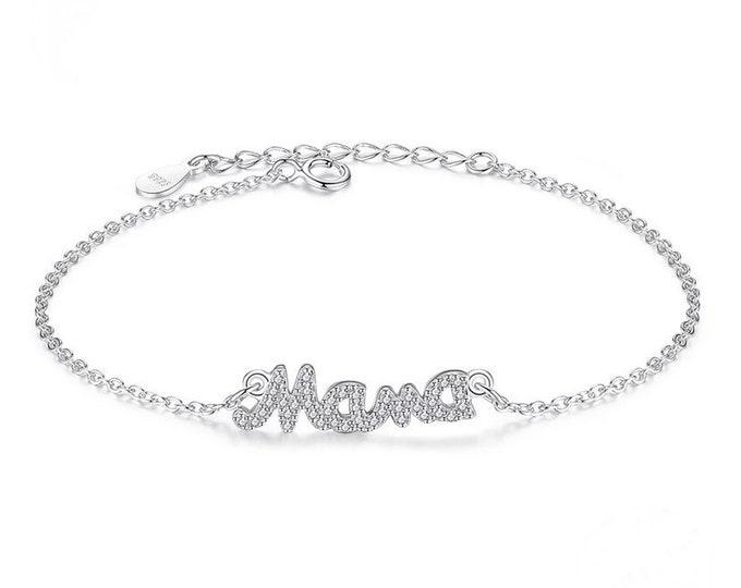 Featured listing image: Mama bracelet/necklace