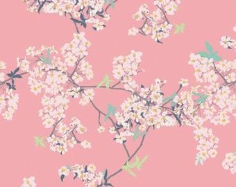 Yinghua Cherrylight, Art Gallery Fabric Jersey Knit,