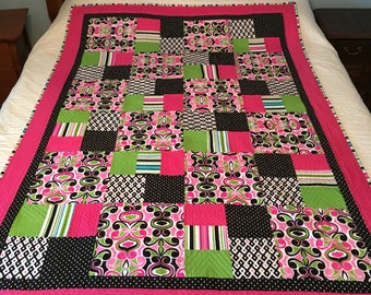 Just  Can't  Cut It Quilt