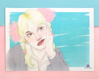 Britney Spears ... Baby One More Time (Fine Art Print)