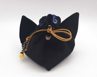 Luna Guide Me - Small Bag For Dice, Crystals, or Jewelry