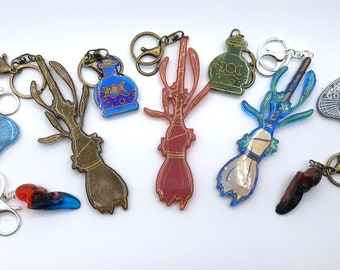Keychains and Trinkets