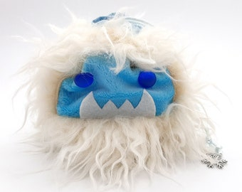 Yeti - Small Bag For Dice, Crystals, or Jewelry