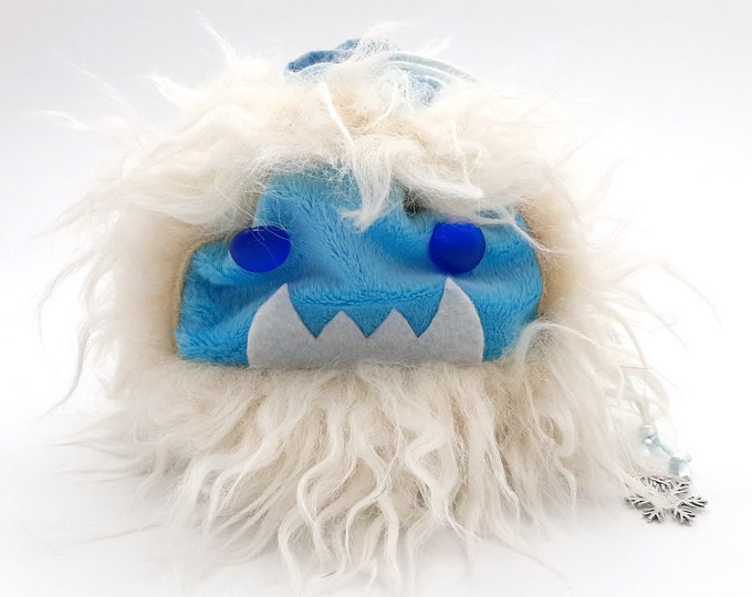 Featured listing image: Yeti - Small Bag For Dice, Crystals, or Jewelry