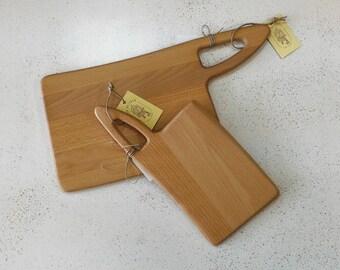 Wooden Chopping Board mod. Cleaver-Beech Evaporato-hand-made-handmade-gift idea-favor