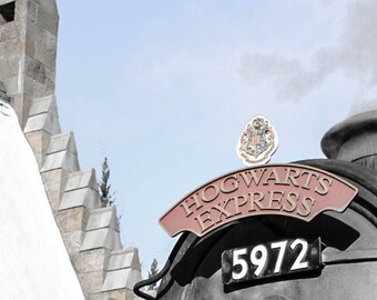 Harry Potter Hogsmeade 8x10 Digital Prints Collection