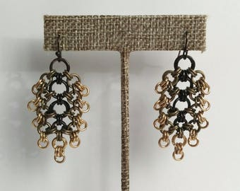 Chain Maille Earring