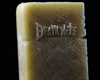 Death Note - Cheese Sculpture